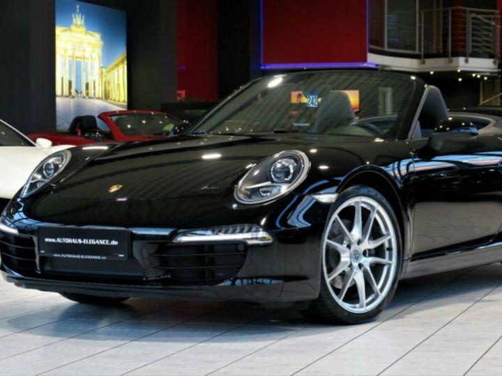 Porsche 991 Porsche 991 Décapotable PDK * BOSE * NAVI-PCM * CUIR * PDLS * 20/GARANTIE 12 MOIS   Noir - 5