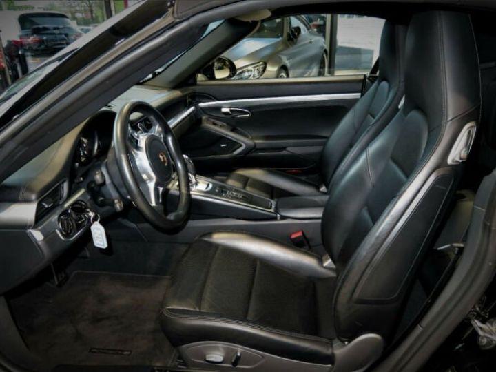 Porsche 991 Porsche 991 Décapotable PDK * BOSE * NAVI-PCM * CUIR * PDLS * 20/GARANTIE 12 MOIS   Noir - 10