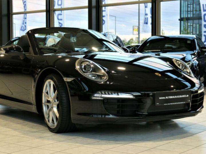 Porsche 991 Porsche 991 Décapotable PDK * BOSE * NAVI-PCM * CUIR * PDLS * 20/GARANTIE 12 MOIS   Noir - 16