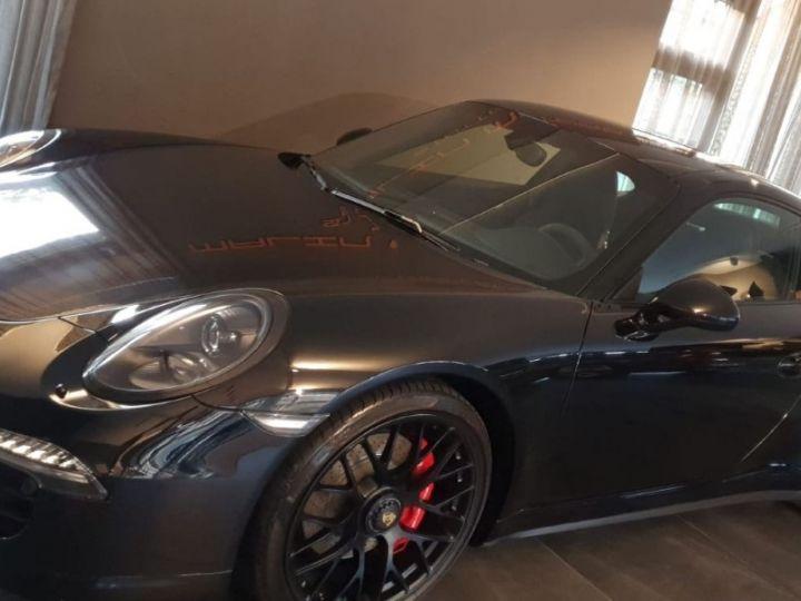 Porsche 991 PORSCHE 991 GTS 430CV PDK 23500KMS NOIR - 1