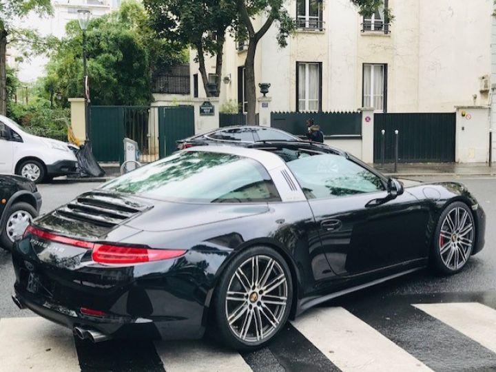 Porsche 991 PORSCHE 991 TARGA 4S PDK 400CV Noir - 9