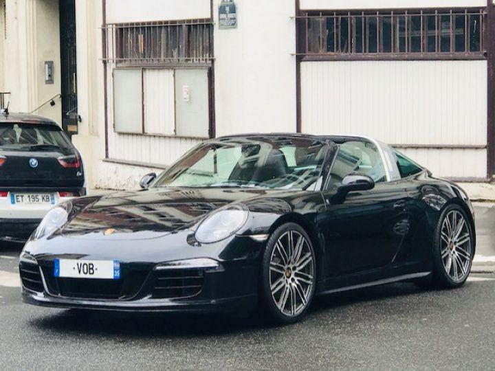 Porsche 991 PORSCHE 991 TARGA 4S PDK 400CV Noir - 13