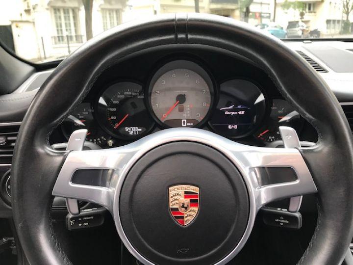 Porsche 991 PORSCHE 991 TARGA 4S PDK 400CV Noir - 14