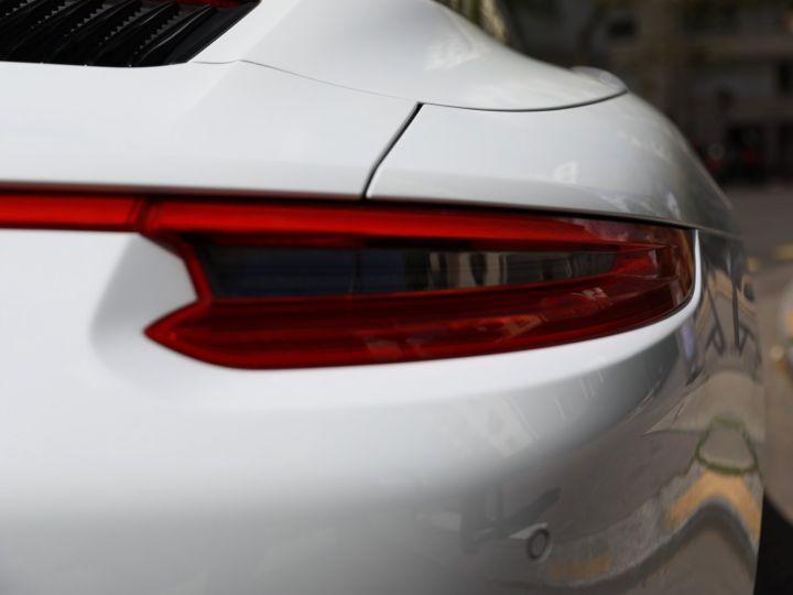 Porsche 991 PORSCHE 991 TARGA 4S PDK MK2 3.0 420CV/ 20000 KMS /SUPERBE Blanc - 7