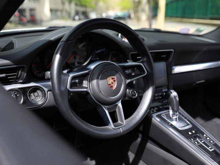 Porsche 991 PORSCHE 991 TARGA 4S PDK MK2 3.0 420CV/ 20000 KMS /SUPERBE Blanc - 17