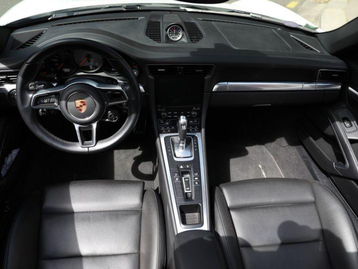 Porsche 991 PORSCHE 991 TARGA 4S PDK MK2 3.0 420CV/ 20000 KMS /SUPERBE Blanc - 19