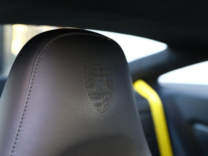 Porsche 991 PORSCHE 991 TURBO S MK2 580CV FULL CARBONE EXCLUSIF Noir - 22
