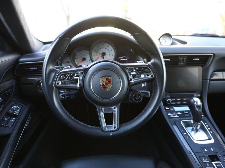 Porsche 991 PORSCHE 991 TURBO S MK2 580CV FULL CARBONE EXCLUSIF Noir - 23