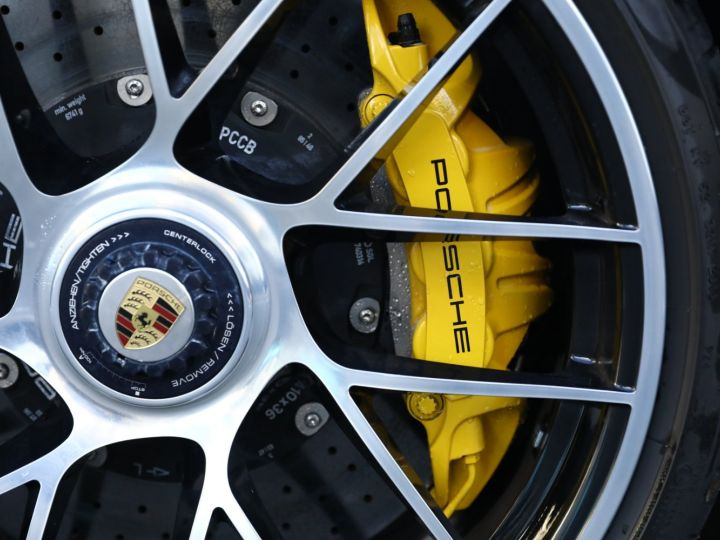 Porsche 991 PORSCHE 991 TURBO S MK2 580CV FULL CARBONE EXCLUSIF Noir - 10