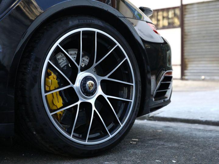 Porsche 991 PORSCHE 991 TURBO S MK2 580CV FULL CARBONE EXCLUSIF Noir - 9