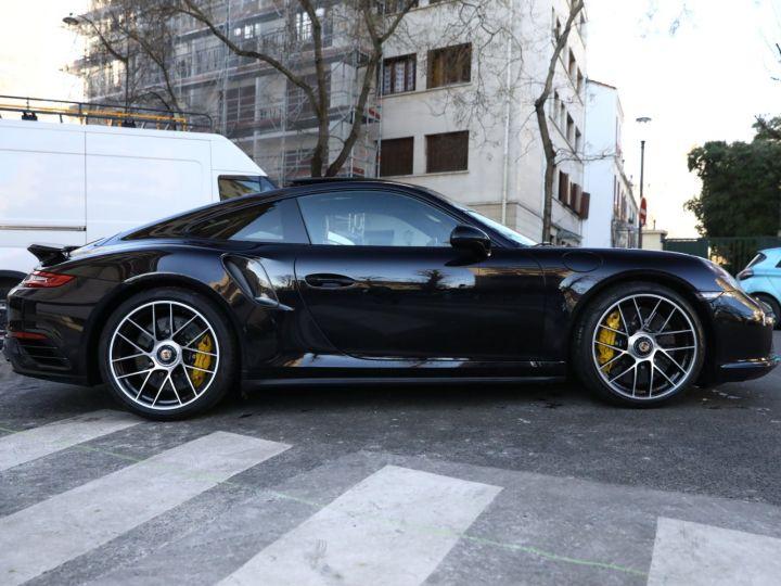 Porsche 991 PORSCHE 991 TURBO S MK2 580CV FULL CARBONE EXCLUSIF Noir - 5