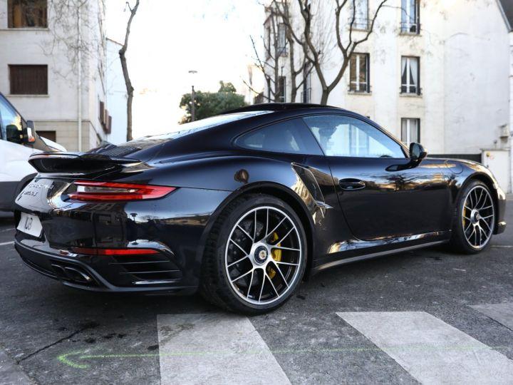 Porsche 991 PORSCHE 991 TURBO S MK2 580CV FULL CARBONE EXCLUSIF Noir - 11