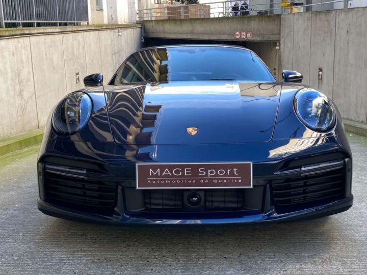 Porsche 992 911 (992) CABRIOLET 3.8 580 TURBO Bleu Occasion - 2