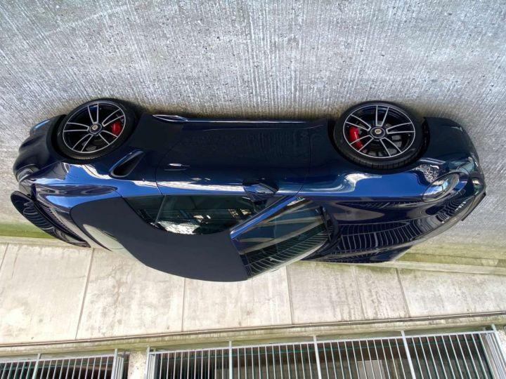 Porsche 992 911 (992) CABRIOLET 3.8 580 TURBO Bleu Occasion - 9