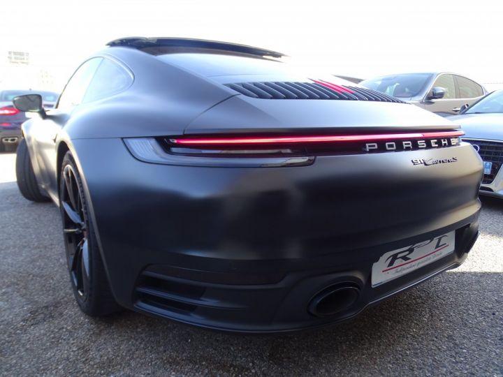 Porsche 992 911 992 S 450ps PDK8 / XLF TOE Jtes 21 Pdc + Camera ... noir mat - 11