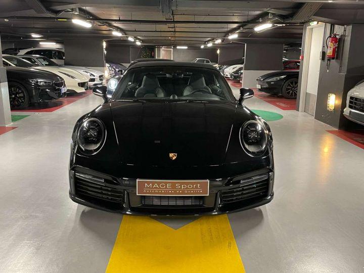 Porsche 992 CABRIOLET 3.8 650 TURBO S Noir Occasion - 2