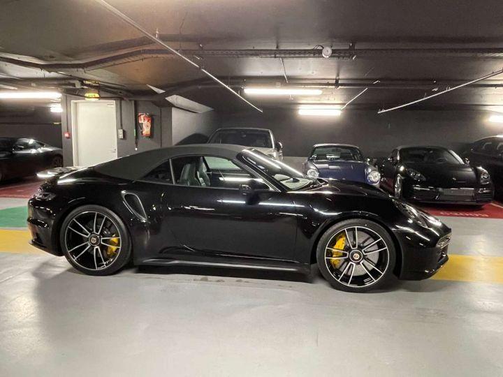 Porsche 992 CABRIOLET 3.8 650 TURBO S Noir Occasion - 8