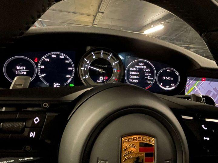 Porsche 992 CABRIOLET 3.8 650 TURBO S Noir Occasion - 17