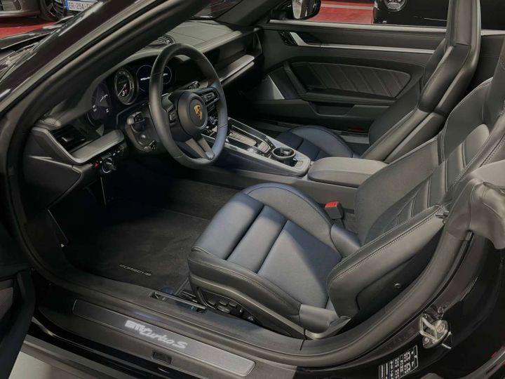 Porsche 992 CABRIOLET 3.8 650 TURBO S Noir Occasion - 22