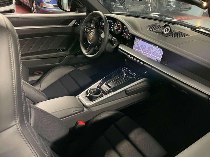 Porsche 992 CABRIOLET 3.8 650 TURBO S Noir Occasion - 23