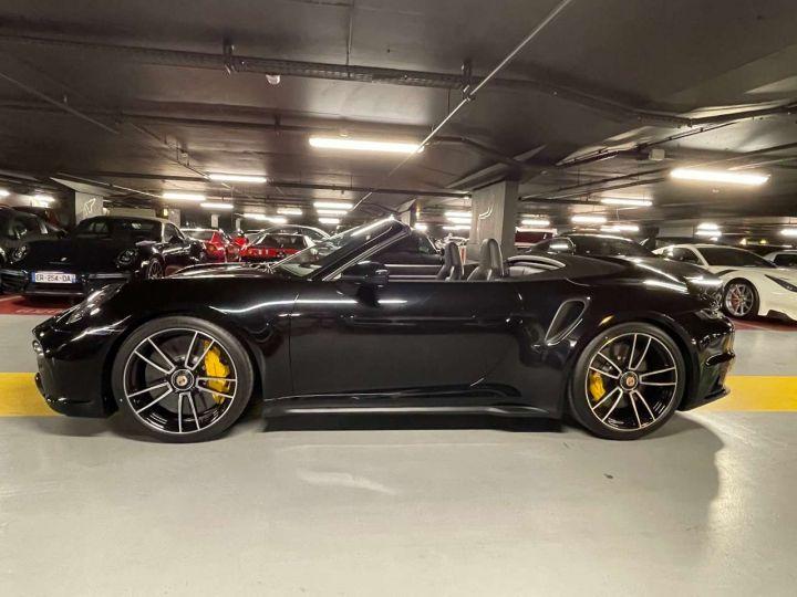 Porsche 992 CABRIOLET 3.8 650 TURBO S Noir Occasion - 30