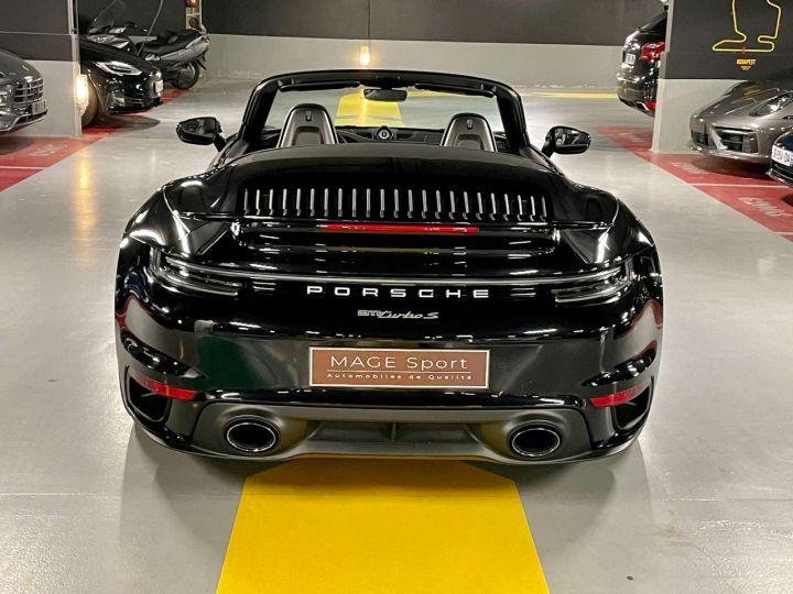 Porsche 992 CABRIOLET 3.8 650 TURBO S Noir Occasion - 32
