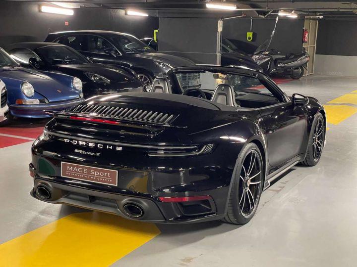 Porsche 992 CABRIOLET 3.8 650 TURBO S Noir Occasion - 33