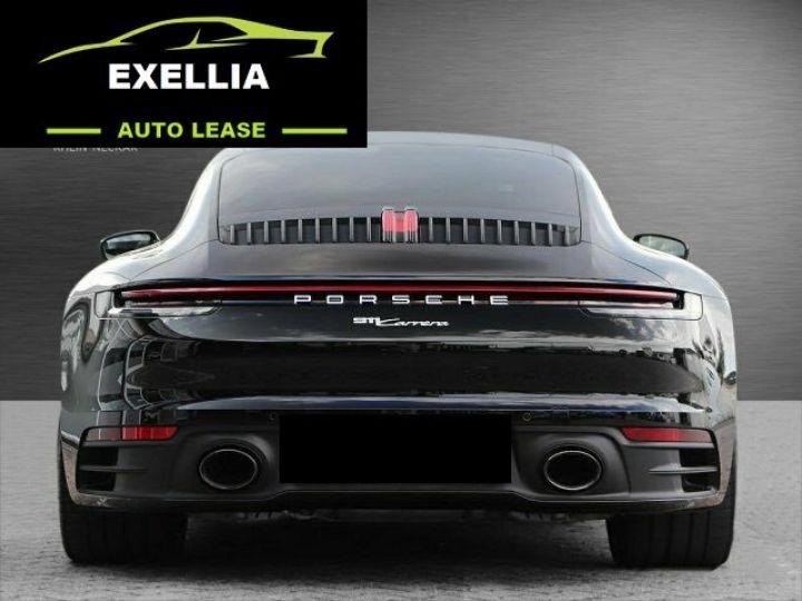 Porsche 992 Carrera 3.0  NOIR PEINTURE METALISE  Occasion - 4