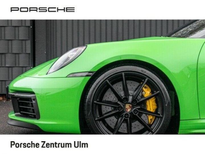 Porsche 992 carrera 4s Cabrio VERT PEINTURE METALISE Occasion - 7