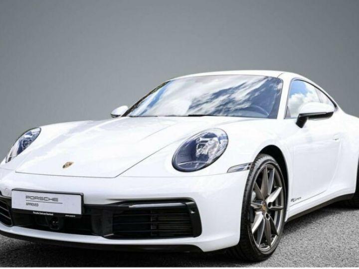 Porsche 992 CARRERA PDK Blanc - 1