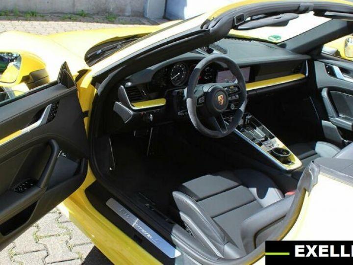 Porsche 992 carrera s Cabrio JAUNE PEINTURE METALISE  Occasion - 5
