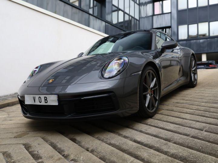 Porsche 992 PORSCHE 992 CARRERA S 3.0 450CV /PANO /PSE/ EN ETAT NEUF 8500KMS Gris Quartz - 1