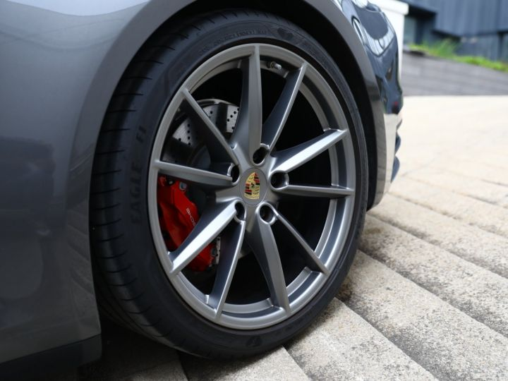 Porsche 992 PORSCHE 992 CARRERA S 3.0 450CV /PANO /PSE/ EN ETAT NEUF 8500KMS Gris Quartz - 10