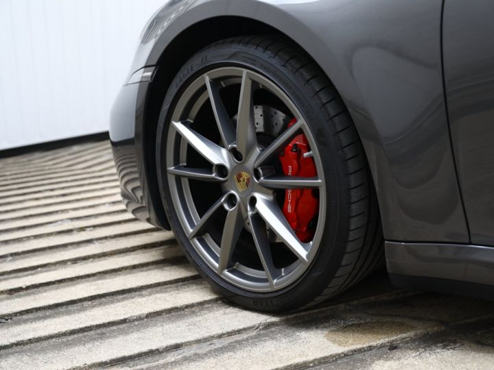 Porsche 992 PORSCHE 992 CARRERA S 3.0 450CV /PANO /PSE/ EN ETAT NEUF 8500KMS Gris Quartz - 11