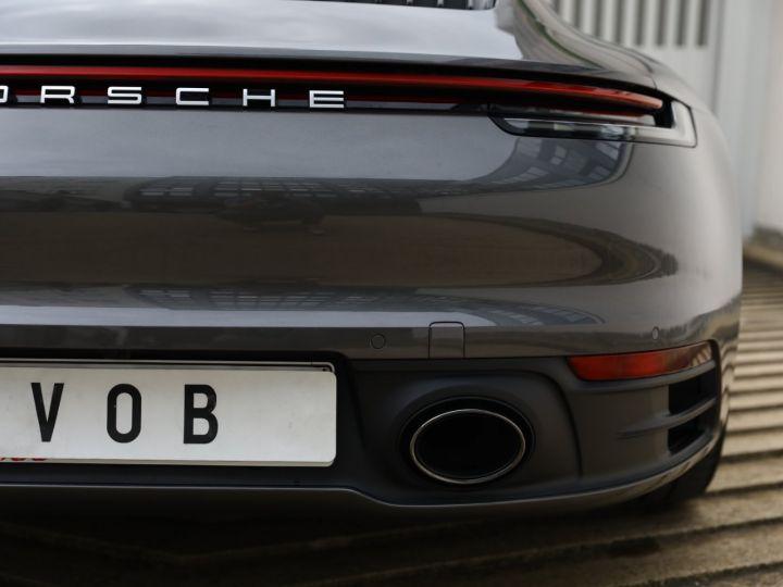 Porsche 992 PORSCHE 992 CARRERA S 3.0 450CV /PANO /PSE/ EN ETAT NEUF 8500KMS Gris Quartz - 16