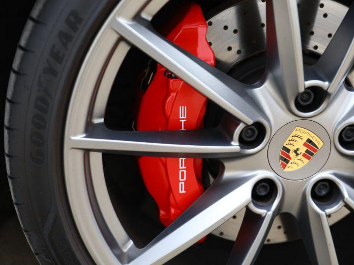 Porsche 992 PORSCHE 992 CARRERA S 3.0 450CV /PANO /PSE/ EN ETAT NEUF 8500KMS Gris Quartz - 29