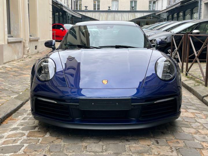 Porsche 992 Porsche 992 Carrera S PDK8 Bleu Gentiane Métal - 2