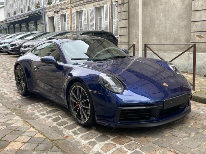 Porsche 992 Porsche 992 Carrera S PDK8 Bleu Gentiane Métal - 3