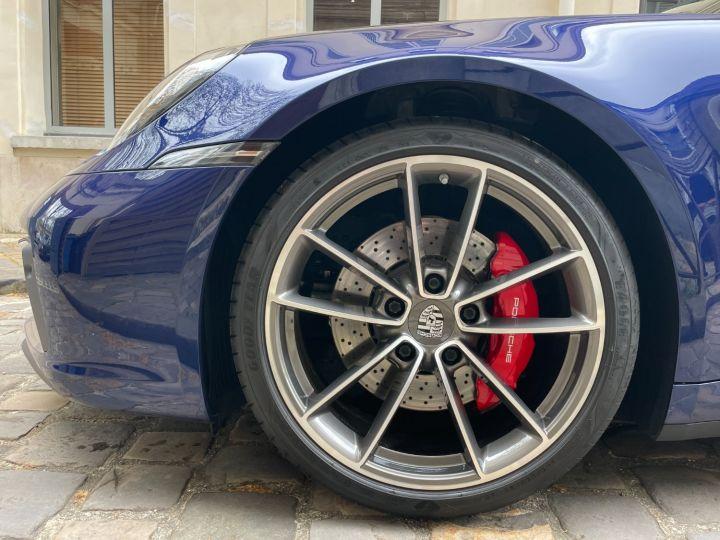 Porsche 992 Porsche 992 Carrera S PDK8 Bleu Gentiane Métal - 7