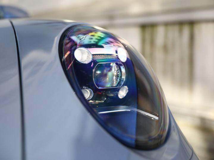 Porsche 992 PORSCHE 992 TARGA 4S 3.0 450CV / 360 / 2021 /DISPO Dolomite Silver - 17
