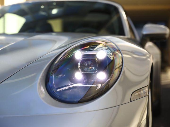 Porsche 992 PORSCHE 992 TARGA 4S 3.0 450CV / 360 / 2021 /DISPO Dolomite Silver - 53