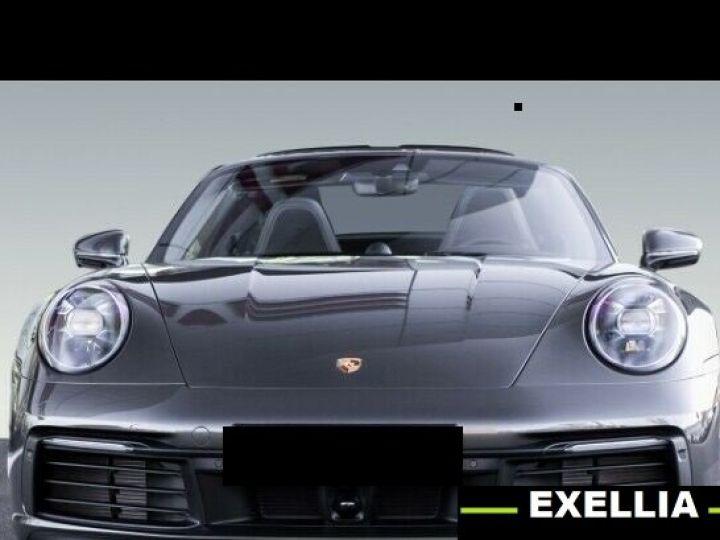 Porsche 992  Targa 4 Coupé  VERT PEINTURE METALISE Occasion - 2