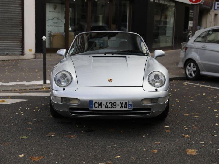 Porsche 993 993 Carrera 3.6 272 Cv Cabriolet Etat Concours Gris - 2