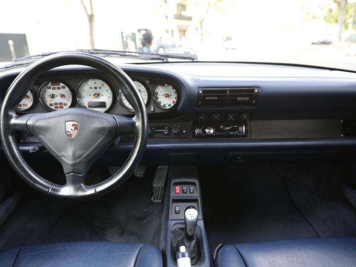 Porsche 993 993 Carrera 3.6 272 Cv Cabriolet Etat Concours Gris - 26