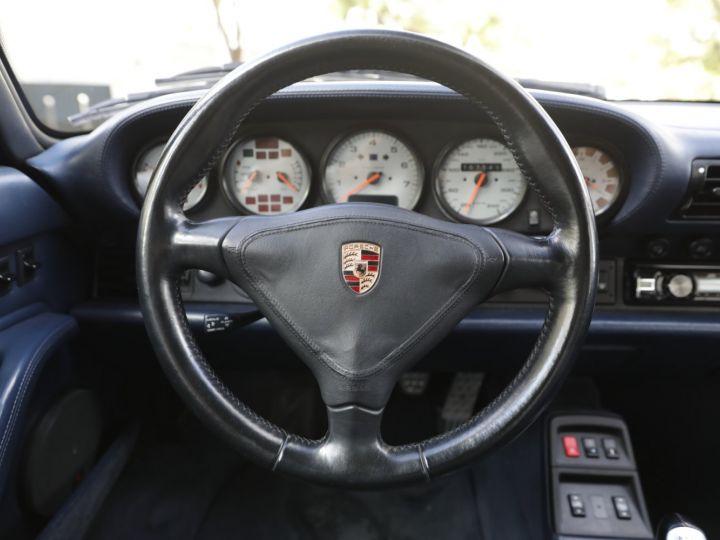 Porsche 993 993 Carrera 3.6 272 Cv Cabriolet Etat Concours Gris - 27