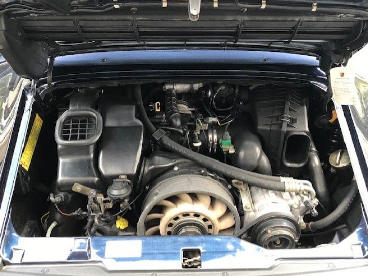 Porsche 993 993 CARRERA CABRIOLET BVM 272 CV Bleu Nuit - 13