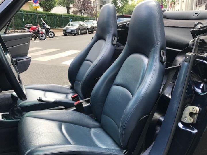 Porsche 993 993 CARRERA CABRIOLET BVM 272 CV Bleu Nuit - 21