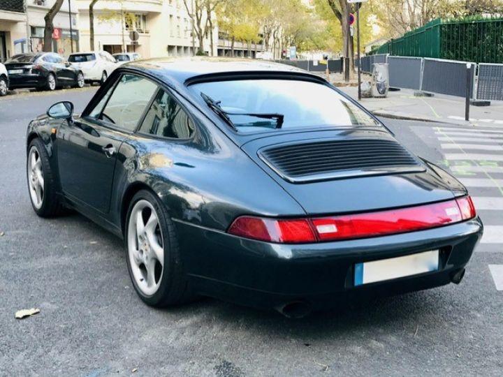 Porsche 993 PORSCHE 993 CARRERA CHASSIS SPORT / AUTOBLOQUANT /VERT AVENTURE VERT AVENTURE - 4