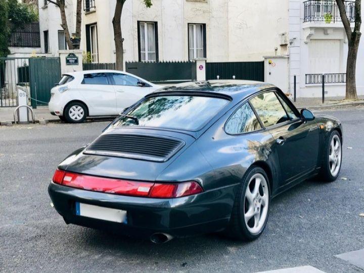 Porsche 993 PORSCHE 993 CARRERA CHASSIS SPORT / AUTOBLOQUANT /VERT AVENTURE VERT AVENTURE - 6