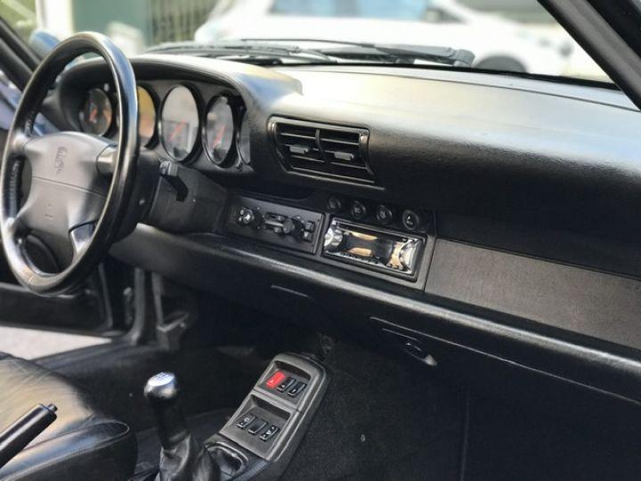 Porsche 993 PORSCHE 993 CARRERA CHASSIS SPORT / AUTOBLOQUANT /VERT AVENTURE VERT AVENTURE - 10